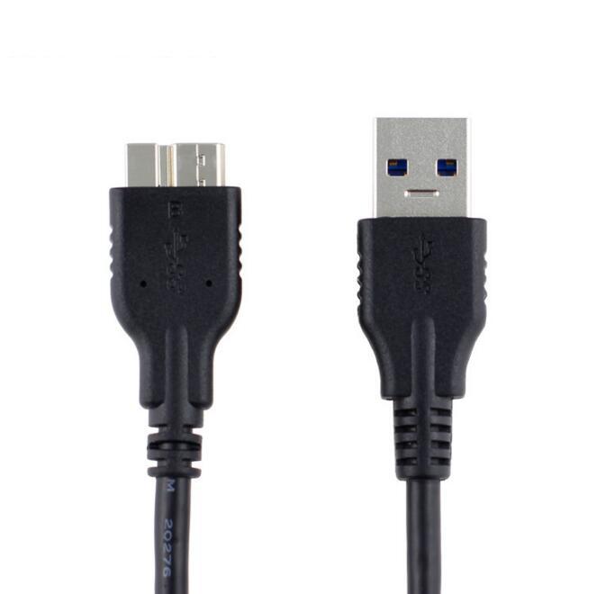 Cable Micro B USB 3,0 de 20CM para WD Passport, Ultra elementos,...