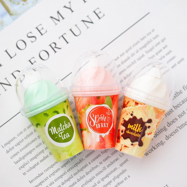 1PC 6M creative kawaii ice cream shape white out correction tape escolar kids birthday gift school office Stationery