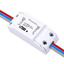 Module de commutateur à distance WiFi sans fil   1 pièce, Module de prise de relais, maison intelligente, pour Android/IOS APP téléphone portable Mayitr