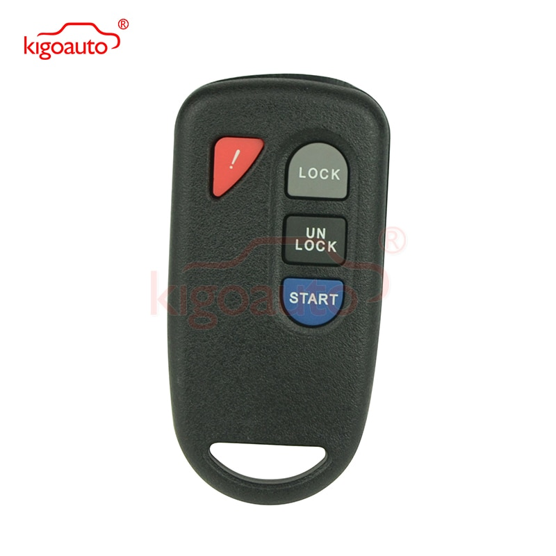 Keyless entry remote for Mazda 3 Millenia CX-7 Protege 2000 2001 2002 2003 2004 2005 2006 GOH-PCGEN2 key fob control kigoauto