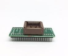10PCS S PLCC44 to DIP40 for transposition PLCC44-DIP40 simple conversion seat /IC conversion block / chip seat