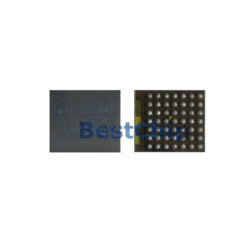 2 uds-10 uds/lote TFA9890A música Audio IC para Huawei P6 P6S cuerda IC zumbador amplificador IC 49 pines