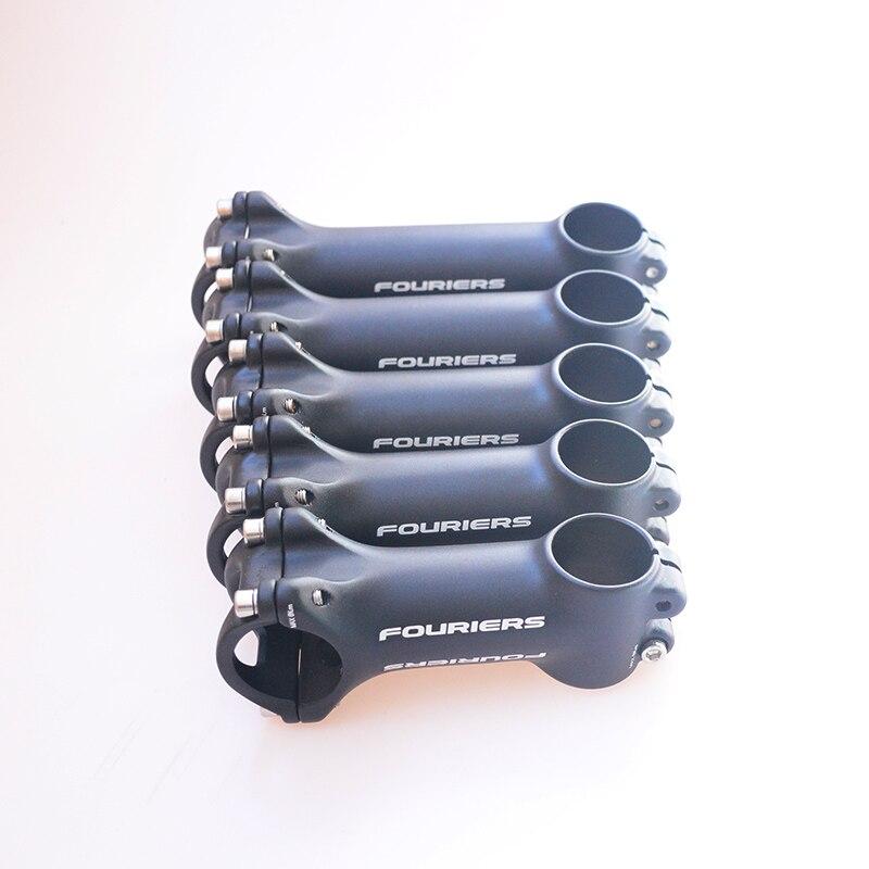 Fouriers SM-RA004 haste de bicicleta 8 graus alumínio mtb bicicleta estrada bicicleta ciclismo stem 100 ~ 130 mm