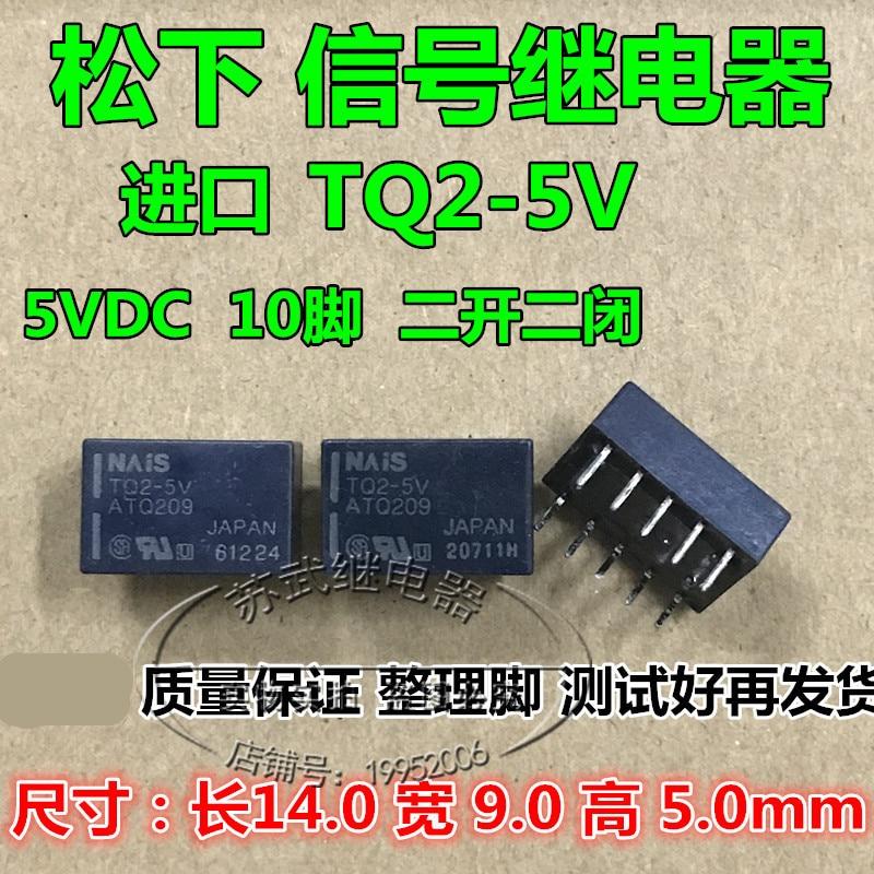 TQ2-5V relé 5V EA2-5 5VDC