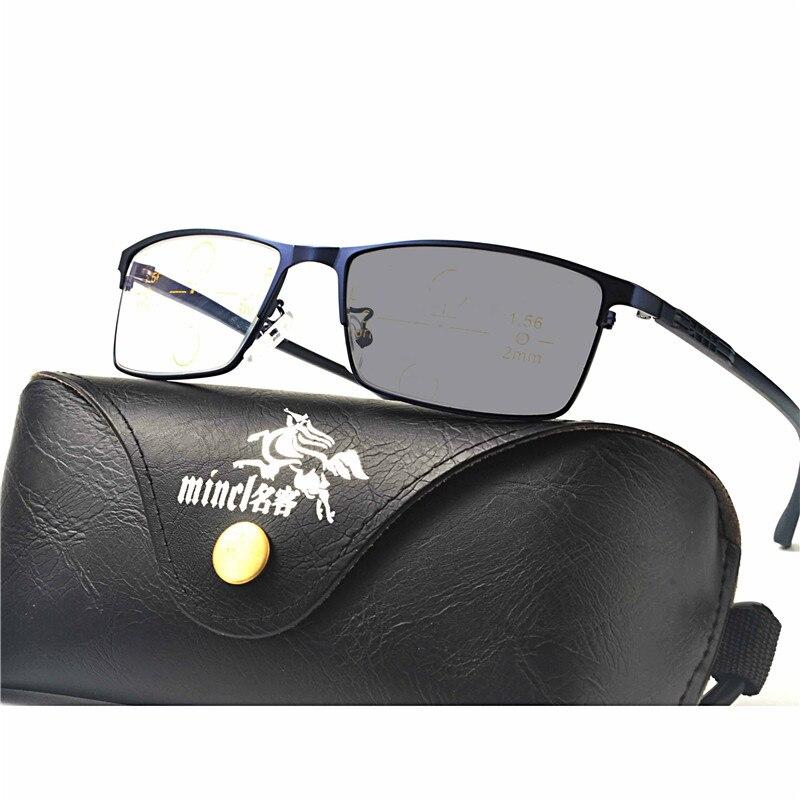 Фотохромные очки для чтения мужские