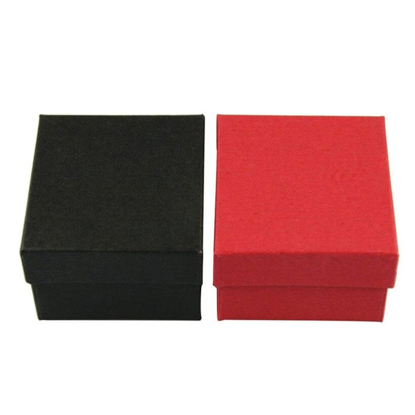 Caja de regalo duradera para pulsera brazalete caja para reloj de joyería 0622 caja de reloj de lujo joyería de cuero relojes de pulsera caja regalo