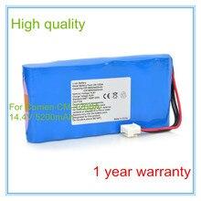 Remplacement de batterie rechargeable de haute qualité pour les Machines Ecg CM-1200A, CM1200A, ICR18650 Machines batterie biomédicale