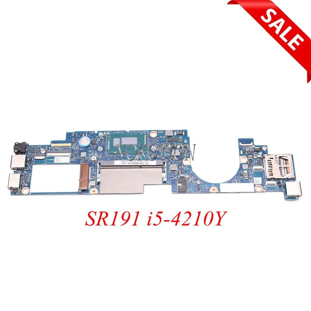 NOKOTION AIUU0 NM-A191 لينوفو اليوغا 11S 11S-IFI 11.6 بوصة اللوحة المحمول مع SR191 i5-4210Y وحدة المعالجة المركزية FRU 90004935 اللوحة الرئيسية