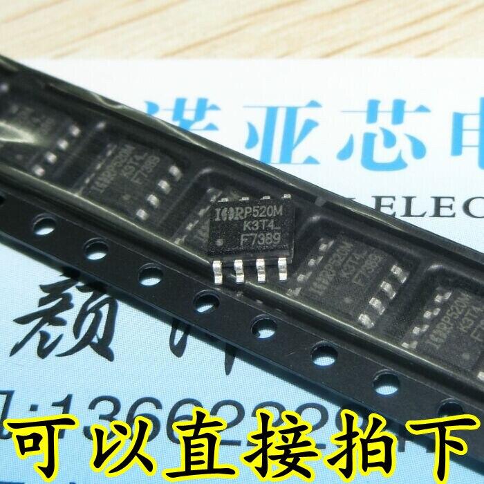 20 pçs/lote NOVO IRF7389PBF IRF7389 F7389 SOP-8 MOS FET