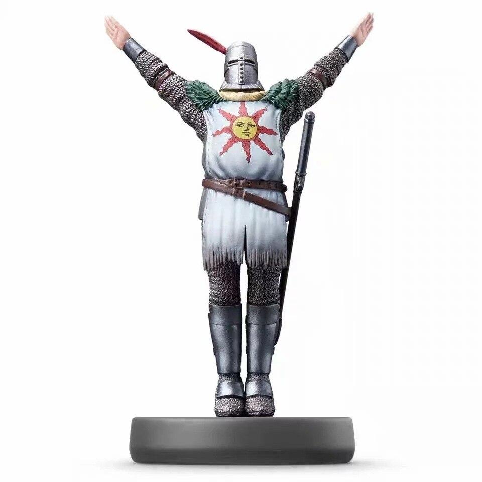 Dark Souls Remastered Sonne Krieger Solar Solaire Figure Sammeln Modell Spielzeug