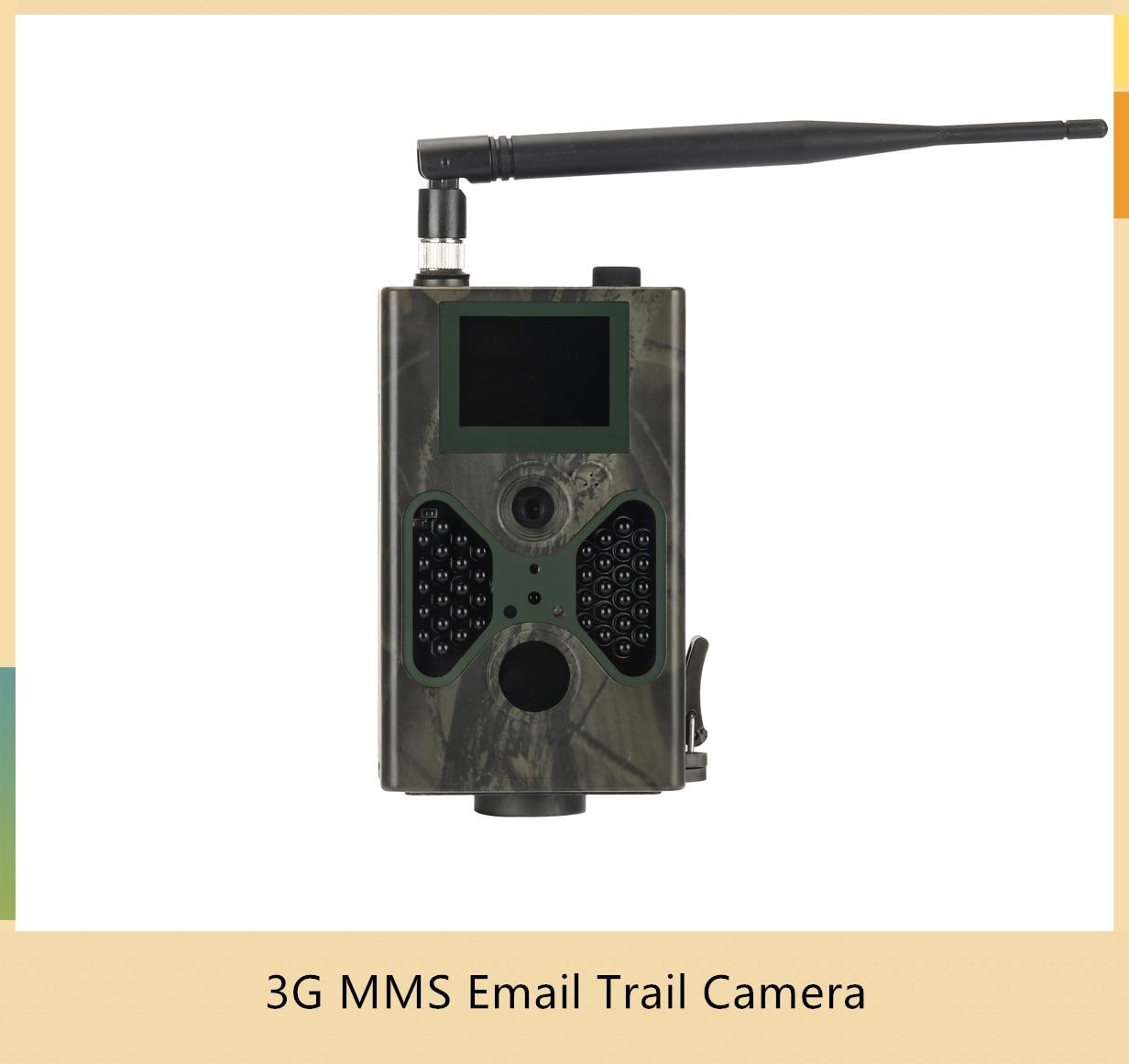 3G MMS SMTP Trail камера 16MP ночного видения беспроводная охотничья камера для дикой природы HC330G SMS сотовая Мобильная камера наблюдения