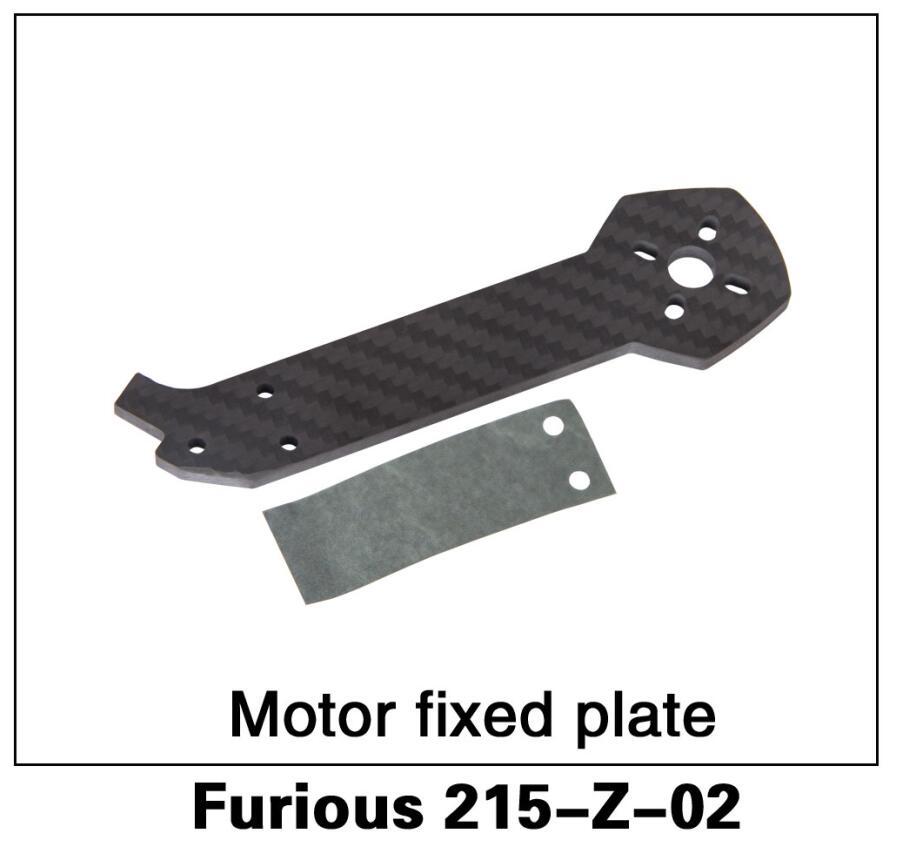 Original Walkera Furious 250 Spare Parts Furious 215-Z-02 Motor fixed plate for Furious 215 FPV Raci
