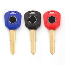 2 ADET Motosiklet anahtarları Için Boş Anahtar Kesilmemiş Bıçak HONDA CBR 600 900 929 954 1000 CB400 VTEC CB1300 hornet 600 CBR 250 400 VFR 400