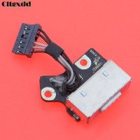 Cltgxdd 1PCS For Macbook Pro Retina 15 inch Charging Port A1398 DC Power Jack 820-3109-A MC975 Fits 2012 2013 2014 2015