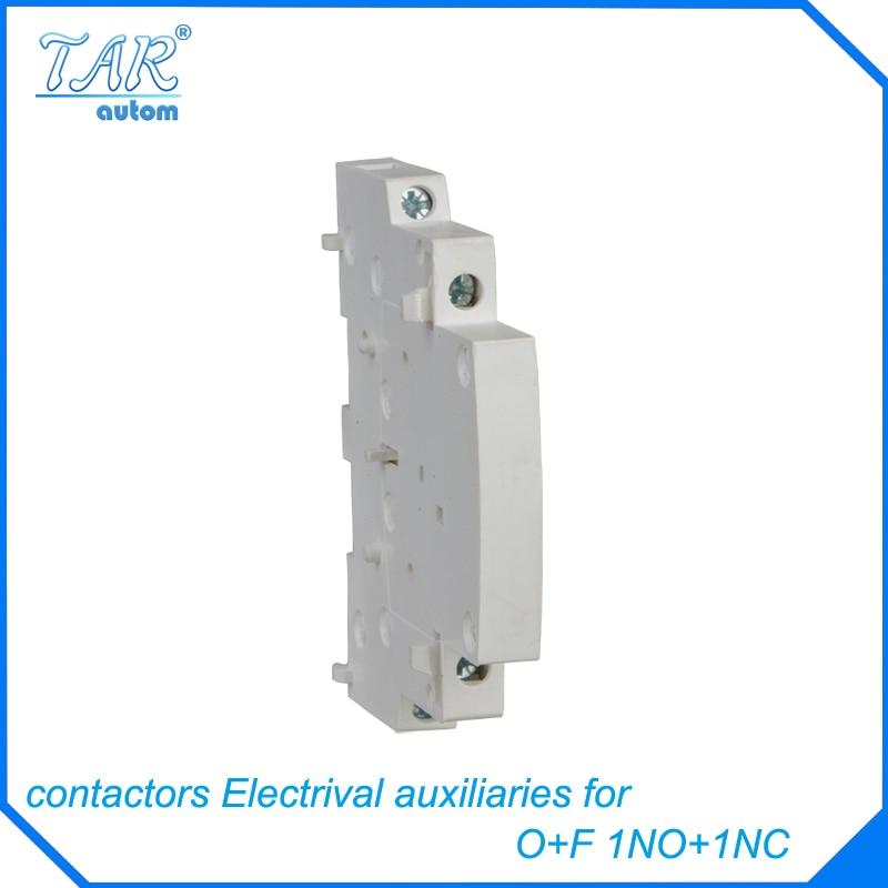"""Contactor equipo eléctrico WCTs contactos de señal para indicar el contacto de retención de la casa """"on"""" o """"off"""" Estado"""