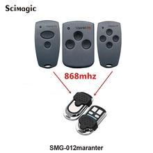 Marantec D302,D304 Hormann BERNER 868Mhz duplicateur de télécommande compatible porte de Garage/porte