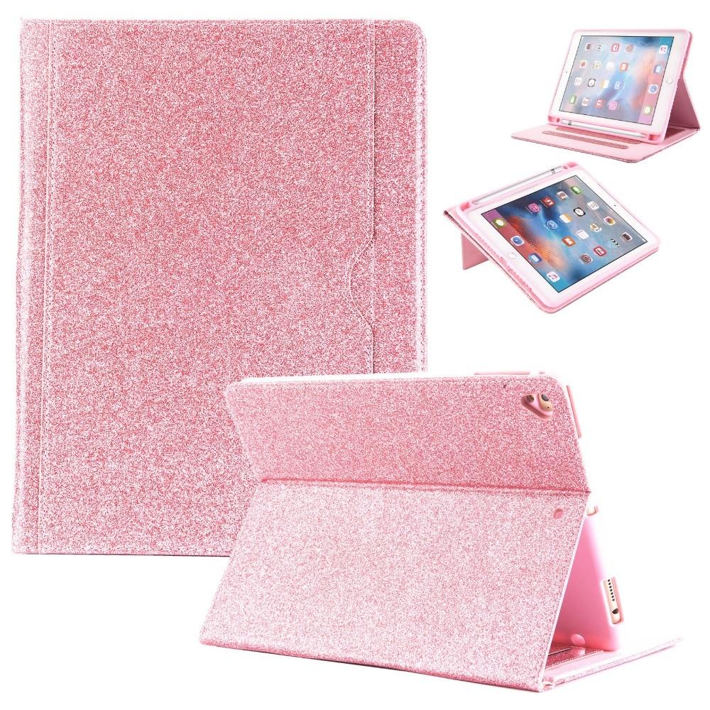 Funda para nuevo iPad de 9,7 pulgadas 2017 2018, funda de lujo con imán para libro de regalo, funda para iPad 9,7 2018, iPad Air 2