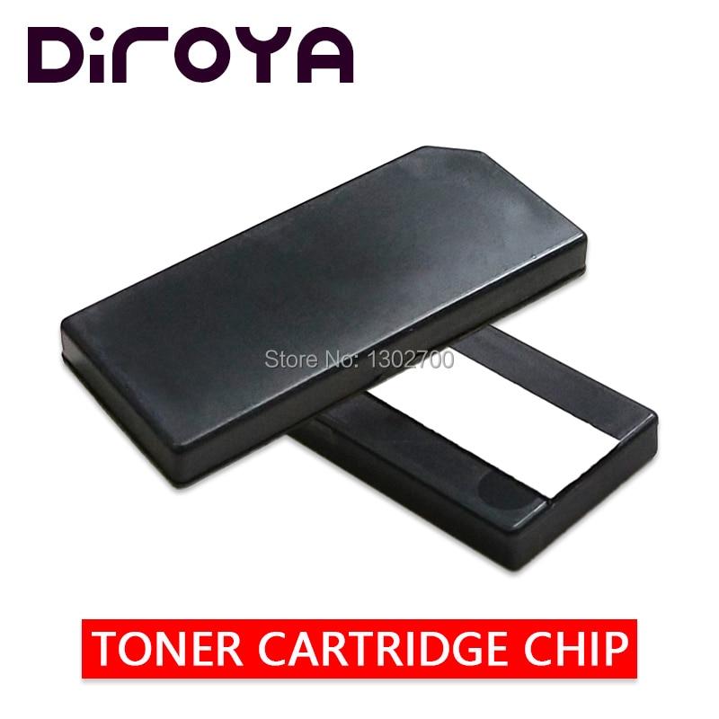 645A C9730A C9731A C9732A C9733A чип тонер-картриджа для HP Color LaserJet 5550 5550dtn 5550hdn 5500 5500dn заправка порошка сброс настроек