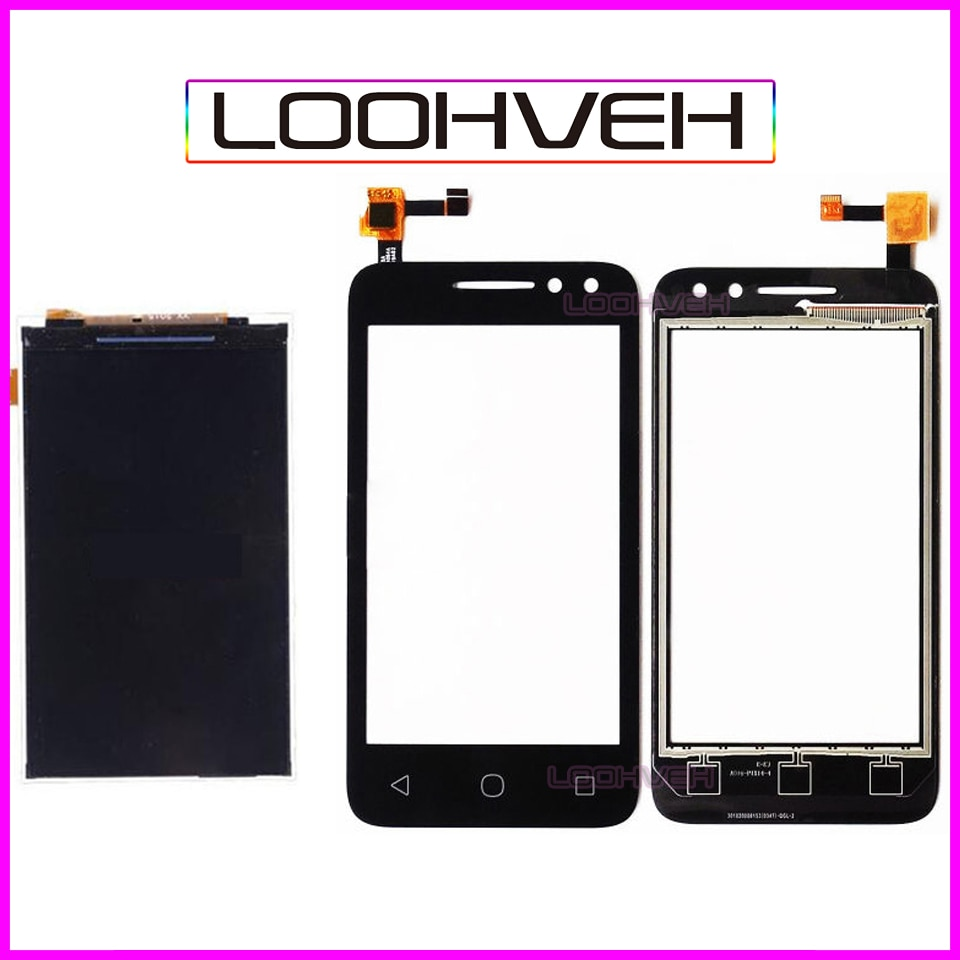 3,5 para Alcatel One Touch 4034D 4034A 4034E OT4034 LCD + pantalla táctil de montaje