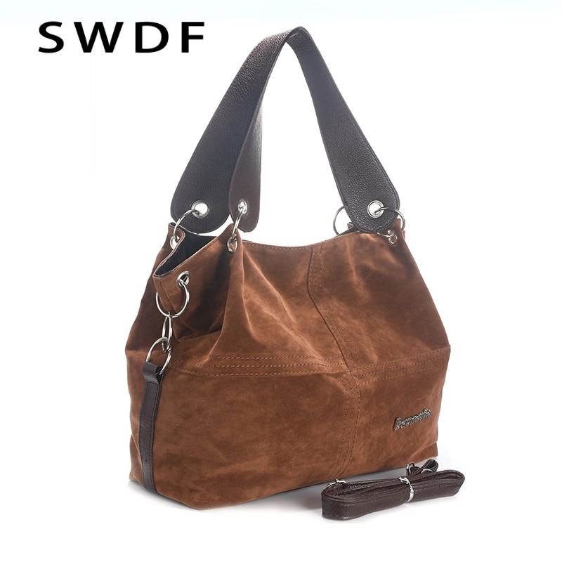 SWDF New Brand handbag female large totes high quality ladies shoulder messenger top-handle bags sof