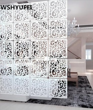 12 teile/los Bildschirm Moderne Einfache Partition Esszimmer Hängen Von Der Wohnzimmer Der Eingang Vorhang Haus Renovierung