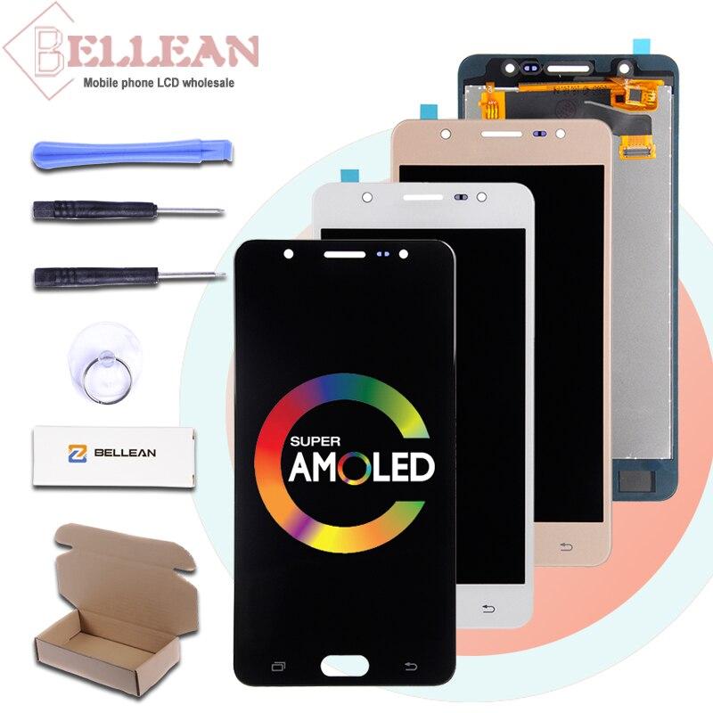 Promoción Catteny J7 Max Display para Samsung Galaxy G615 pantalla Lcd pantalla táctil digitalizador montaje envío gratis + herramientas