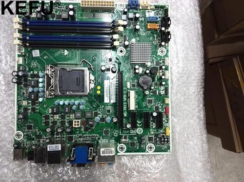MS-7613 575765-001 601312-001 601048-001 لوحات LGA 1156 DDR3 H57 سطح اللوحة