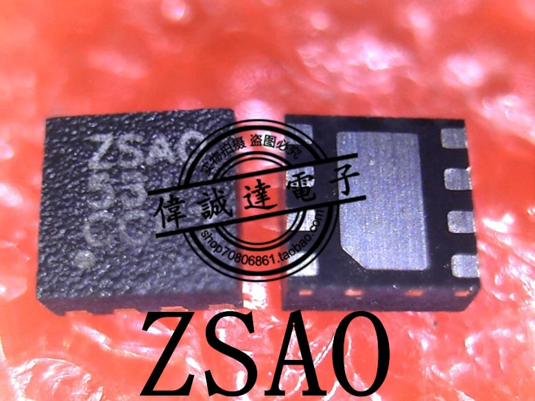 20 piezas TPS22965DSGR TPS22965 de ZSAO ZSA0 QFN8 nuevo