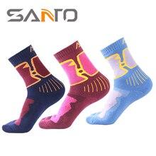 3Pairs/lot 2020 New Brand Winter Women Wool Socks High Quality Quick-drying Thermal Socks Deodorant Terry Socks for Women Meias