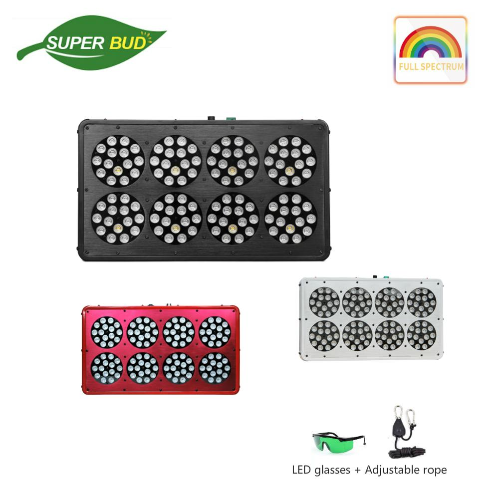 Wholesale Apollo LED plant grow light full spectrum 10 bands 300W 600W 1500W Agriculture Greenhouse hydro indoor plant growth