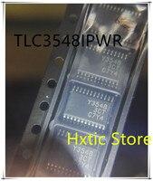 NEW 10PCS/LOT TLC3548IPWR  TLC3548IPW TLC3548 MARKING Y3548 TSSOP-24