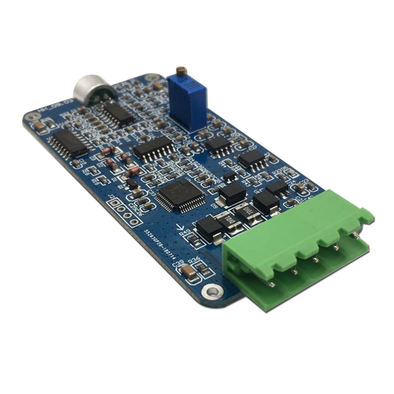 Noise Monitoring Sound Pressure Detection Module Sound Sensor Module RS485 Interface Modbus Protocol