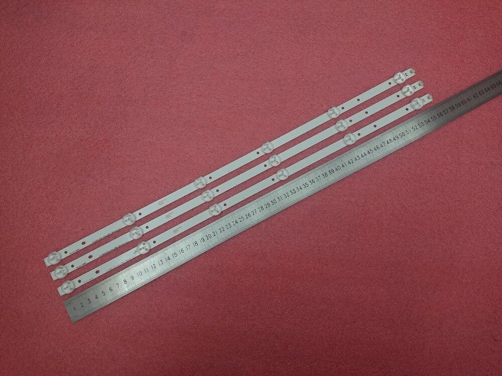 Новинка 15 шт./лот 6LED 560 мм Светодиодная подсветка для SVJ320AG2 130307 32D2000 SVJ320AK3 SVJ320AL1