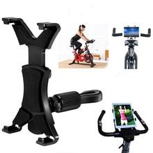 Support de tablette pour ipad support tablette voiture monture pour support support Gym guidon Clip support Sport réglable 7.0-11 pouces support de tablette