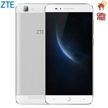 Origina ZTE BA610T téléphone Mobile MTK6735P Quad Core Android téléphone intelligent 2 GB RAM 8 GB ROM 8.0MP 4000 mAh longue veille DualSIM