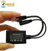 48v output poe converter 10v 30vdc inputgigabit power over ethernet injector poe for 48v product from solar charge controller