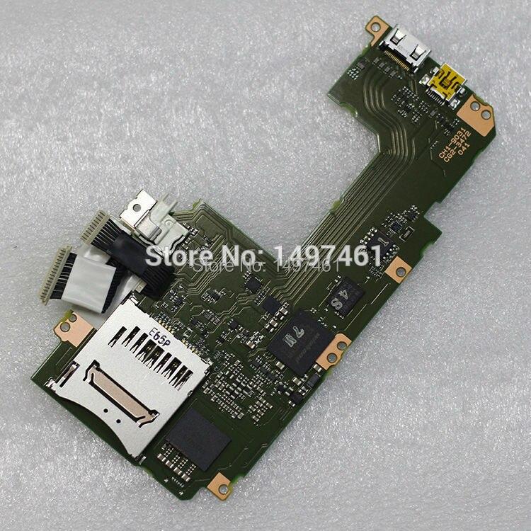 Nueva Placa de circuito principal mejorada/placa base/piezas de reparación de PCB para Canon EOS 70D DS126411 SLR