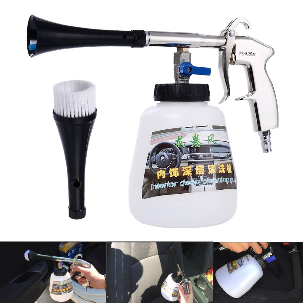 Tornado limpeza de pressão lavadora carro pistola de água espuma lança para lavagem carro gerador superfície interior & exterior aspirador de pó