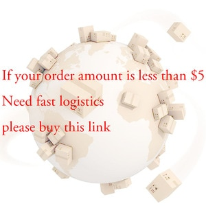 Standard shipping cost for orders under $5