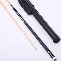 new arrival maple pool cues case set billiards 13mm tip 149cm length china 2017