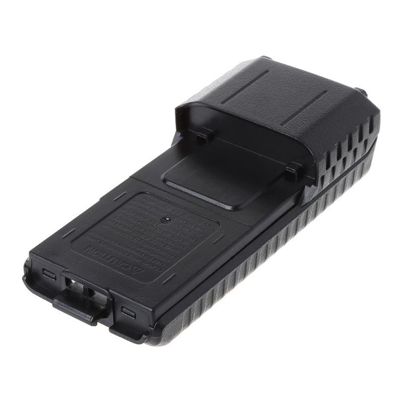 BaoFeng BF-UV5R talkie-walkie haut-parleur étendu 6x AA batterie boîtier coque