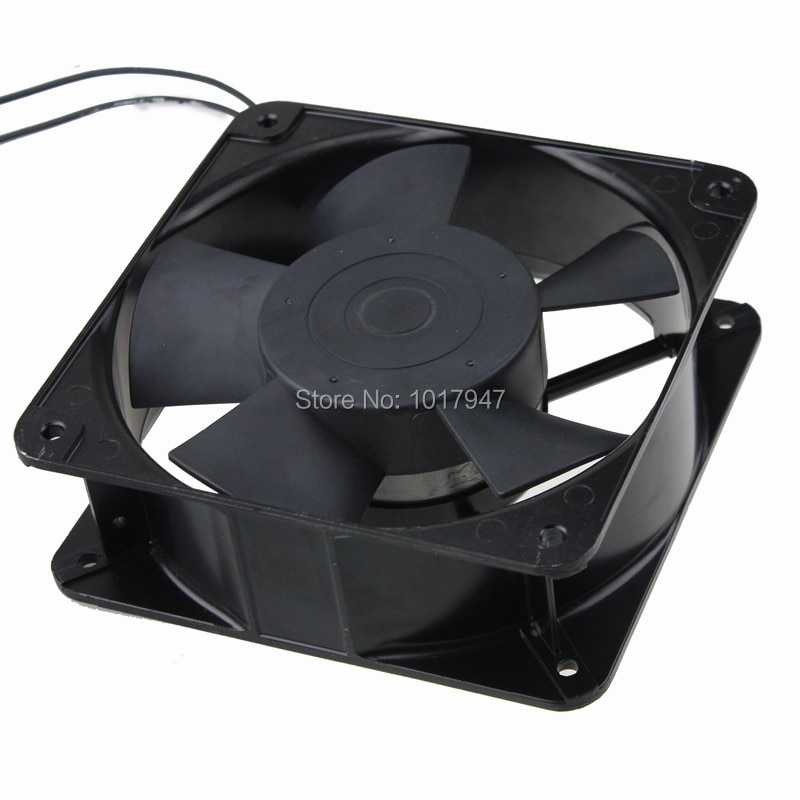2Pieces lot 2Wire 220V 240V 18cm 180mm x 60mm Ball Industrial Exhaust AC Cooling Fan