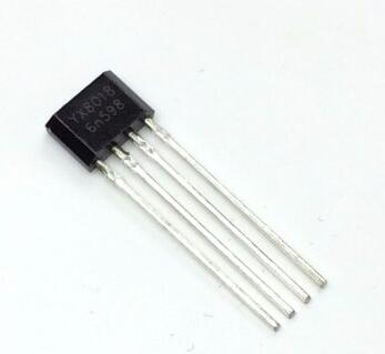 10 unids/lote Controlador Solar IC YX8018 8018 luz Solar Joule Thief CC convertidor Booster IC 1,25 V en Stock