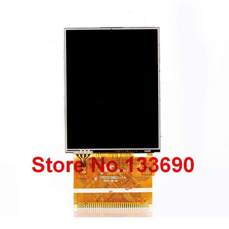 Pantalla TFT de interfaz de 2,8 pulgadas de 37 pines con Panel táctil, controlador ILI9341 IC 240(RGB)* 320 puerto de 8/16 bits para MCU ARM DSP FPGA cl028-04