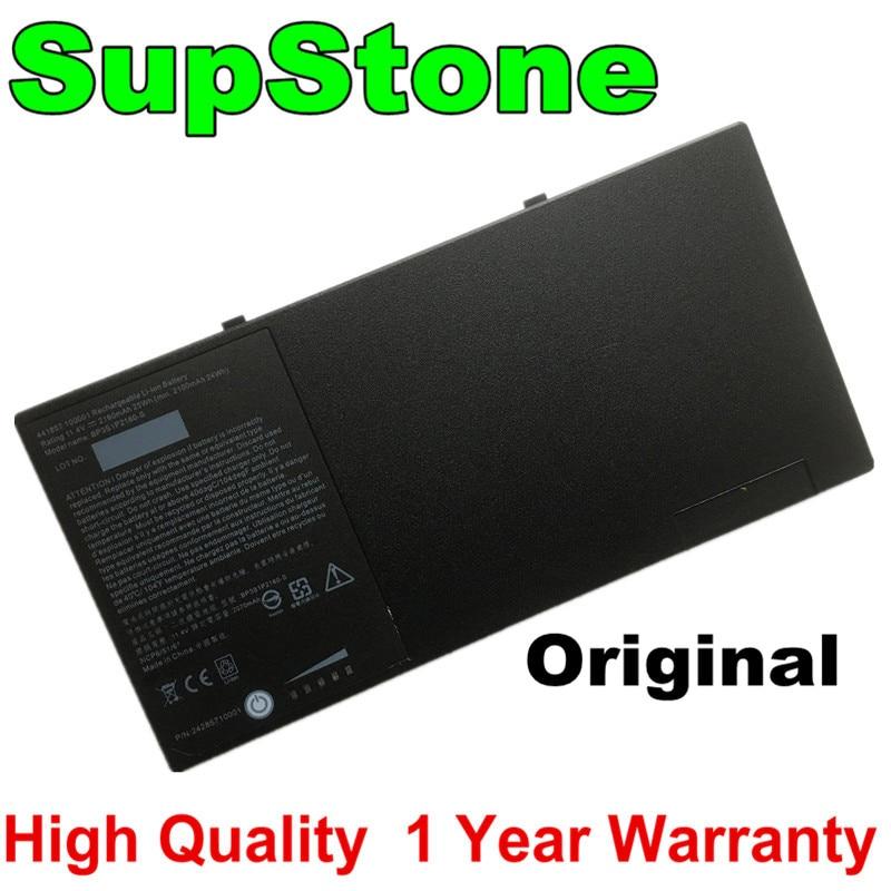 SupStone حقيقية الأصلي 2160mAh BP3S1P2160 بطارية كمبيوتر محمول ل Getac F110 441857100001 3ICP6/51/61 BP3S1P2160-S محمول Akku OEM