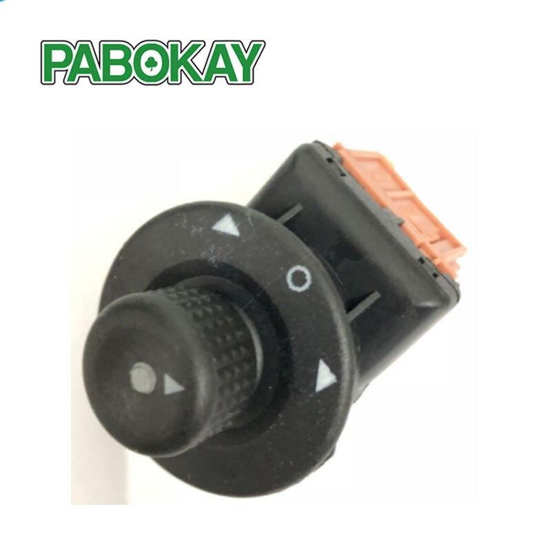 For Peugeot Partner 1007 Citroen C2 C3 Xsara Picasso Berlingo Electric Rearview Mirror control Switch Button Knob 185526