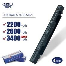 JIGU batterie dordinateur portable A41-X550 X550A Pour ASUS X550C X452E X450L X550 A450 A550 F450 R409 R510 X450 F550 F552 K450 K550