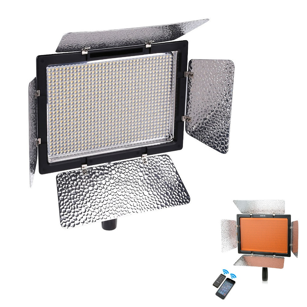 Yongnuo YN-900 LED 5500 K Luz de vídeo LED Panel