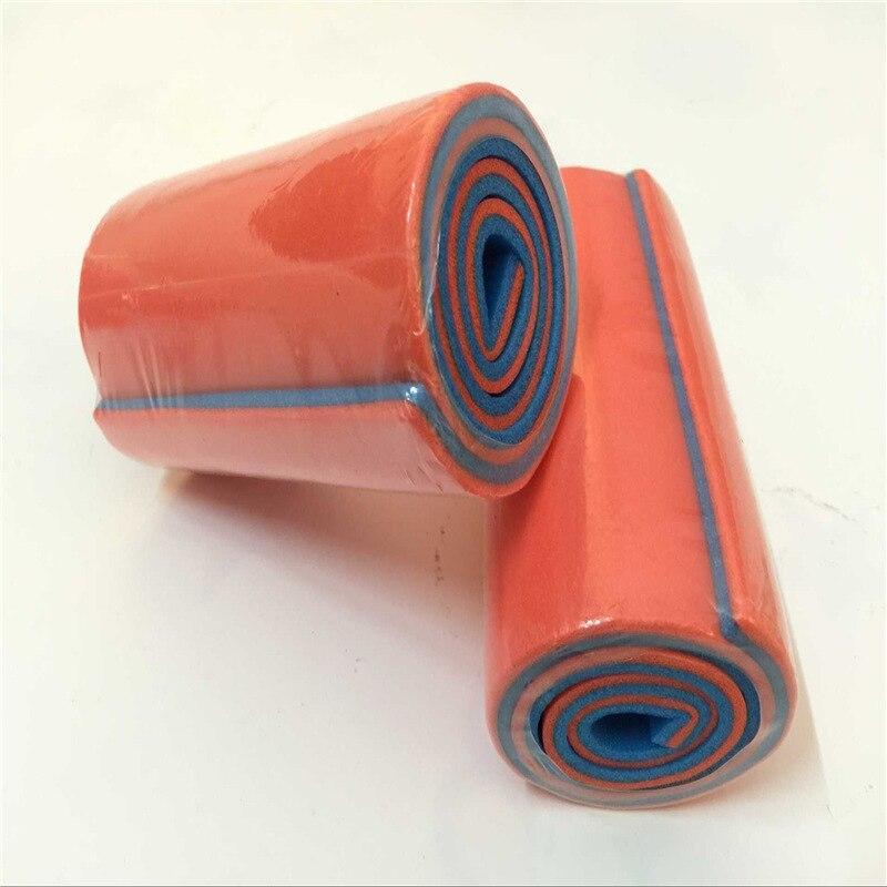 O saco médico do emt da tala do rolo de 3 tamanhos rolou a fratura de emergência exterior do polímero médico da tala fixa para o braço do pé do pescoço