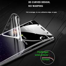 YSW для Sony Xperia XZ3 XZ2 XZ1 Ultra Compact Premium XA2 Plus XA1 Plus мягкая Гидрогелевая защита экрана пленка (не стекло)
